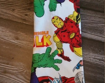 Comic book advanger tie