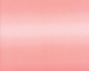 1/2 Yard - Pink Ombre Fabric by V and Co - 10800 14