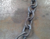 Hand Forged Chain
