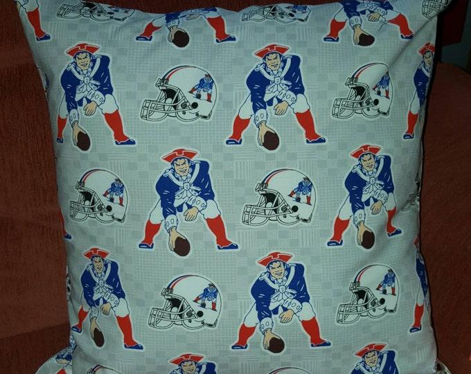 Patriots Pillow Cover
