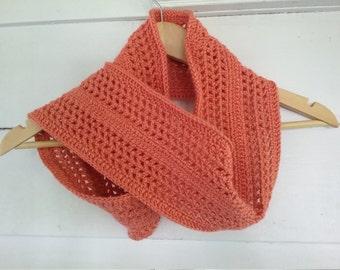 Neck Warmer Crochet