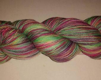 Monet's Rainbow - Hand Painted Sock Yarn