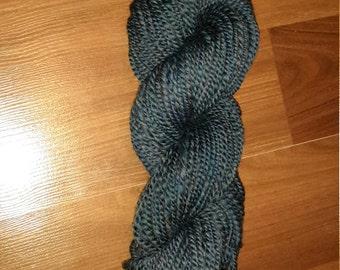 Motion of the Ocean - handspun corridale yarn