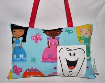 Tooth Pillow - Princesses