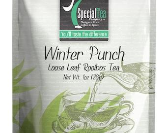 1 oz. Winter Punch Rooibos Tea
