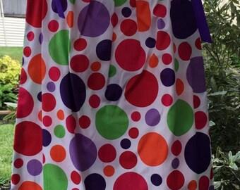 Girls Summer Dress Sizes 1, 2, 3, 4, 5, 6 & 7