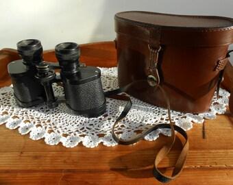 Barr and Stroud Binoculars. CF18.     8 x 30 circa 1957