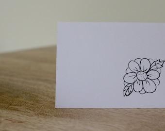 Flower 2 Mini Stationery!