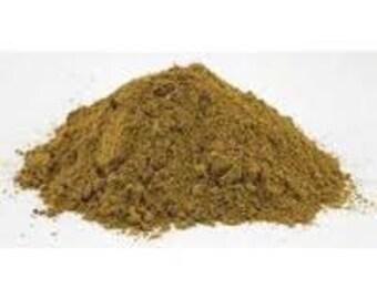 Cape Aloes Powder 16 Oz Medicinal Herb