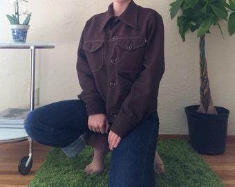 70s Leisure Suit Blazer
