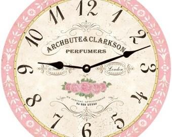 Perfume Clock