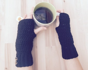 Fingerless Gloves, Arm Warmers