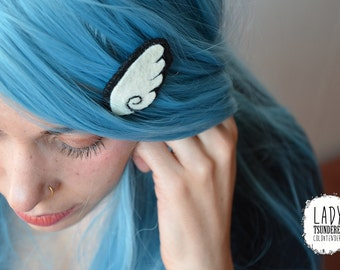 Anime Wings Hair Clips SET