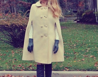 Cape coat  FREE SHIPPING in USA