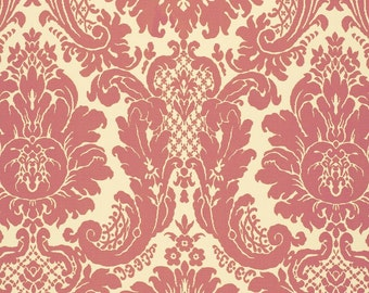 Harmon Manor II in Pink- listing is for one pillow