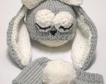 set bunny photo props