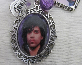 Prince Loaded Charms Keyring/Keychain