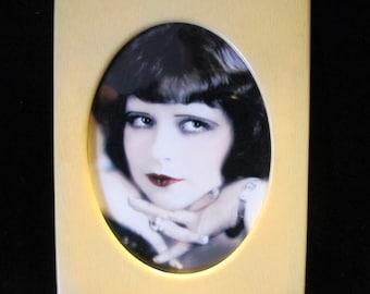 Art Deco 1920s celluloid picture frame