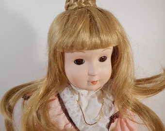 "Russ Berrie Yesterday's Children ""Emily"""