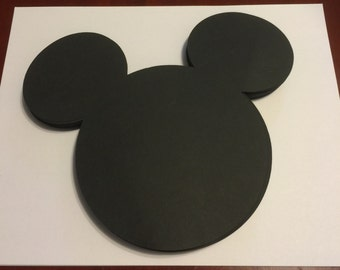 Large Mickey Heads Any Colors