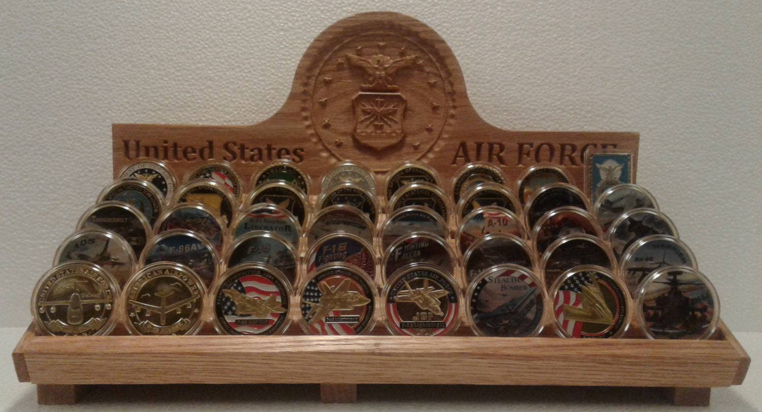 All About Challenge Coins