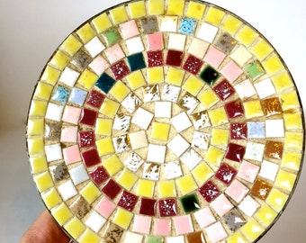 Mid-Century Tile Mosaic Trivit