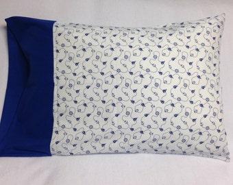 Nautical Standard Pillowcase