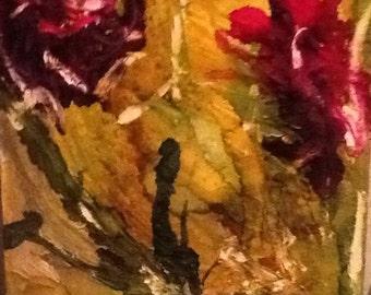Fractured flower