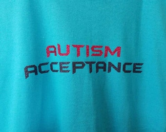 Autism Awareness T-Shirt - Youth - AUTISM ACCEPTANCE