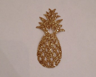 Small fusible pattern pineapple