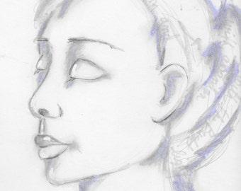 Sketchy Face #2