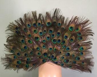 Peacock feathers/ peacock costume/ peacock wings/ peacock tutu/