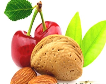 CHERRY ALMOND - Fragrance Oil - Classic favorite mixture of cherries and almond