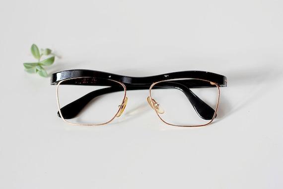 occhiali da vista neri vintage anni 50 occhiali da vista
