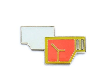 ON SALE Rumble Badge
