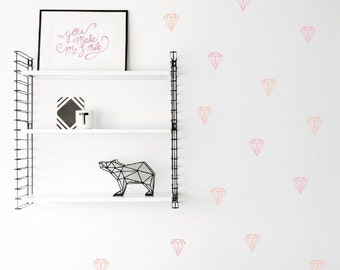 Wall sticker | Brilliant Diamond