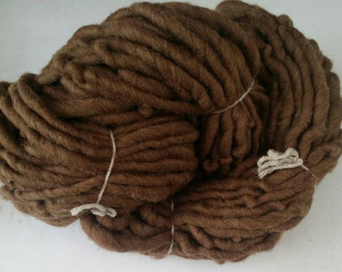 Manx Loaghtan Super Chunky Handspun Yarn 0.5Kg or 1 Kg