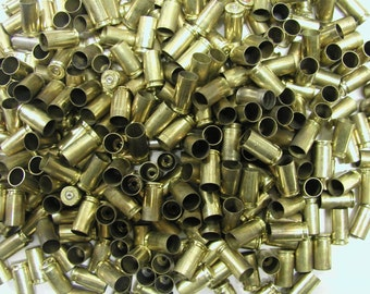45 ACP Brass Casings (1000) Count Not Cleaned or Cleaned & Polished