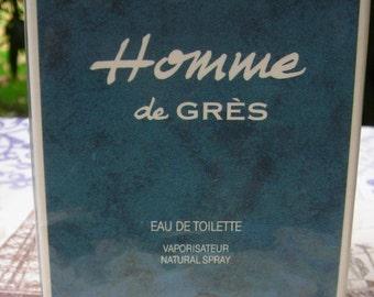 Parfums Gres Homme De Gres 2.53oz Men's Eau de Toilette Spray in sealed box