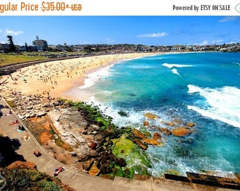 ON SALE Bondi Beach Photography, Summer Days, Bondi Beach,Fine Art photography, Bondi beach photos, Sydney Australia,Beach Photos Australia,