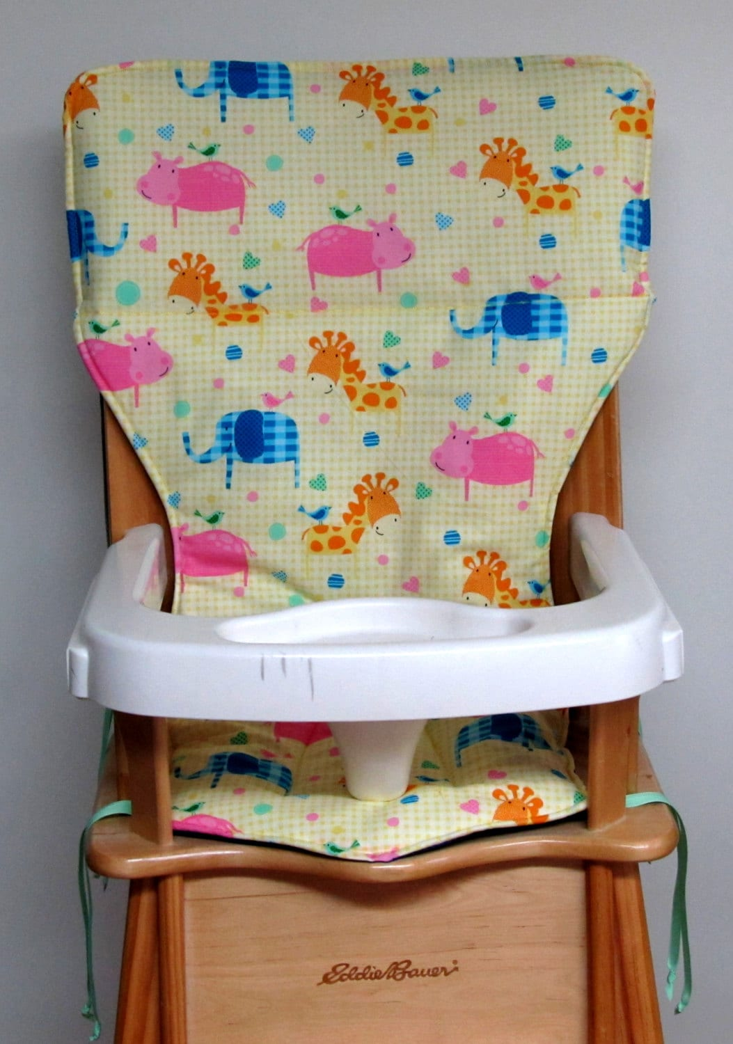Jenny Lind High Chair Cover Baby Accessory Eddie Bauer