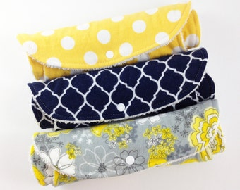 Burp Cloth Set - Baby Girl Burp Cloth Set - Girl Burp Cloth Set - Girl Burp Cloths - Baby Burp Clothes - Burp Cloth Set for Girls