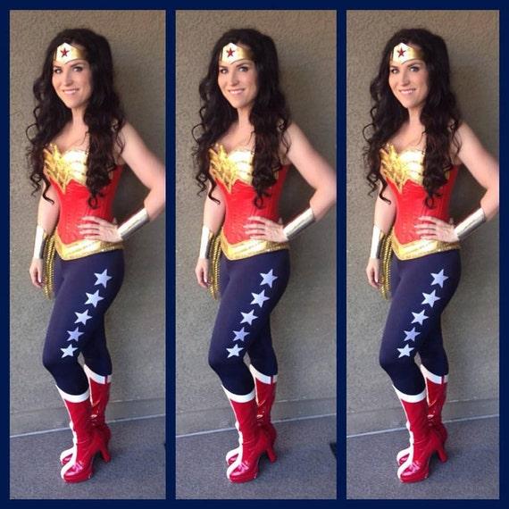 Wonder Woman New 52 Pants Wonder Woman PA...