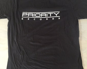 Priority Records Shirt