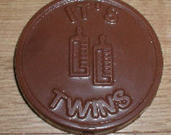 It's Twins Lolly Chocolate Mold