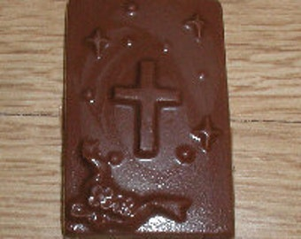 Bite Sized Bibles Chocolate Mold