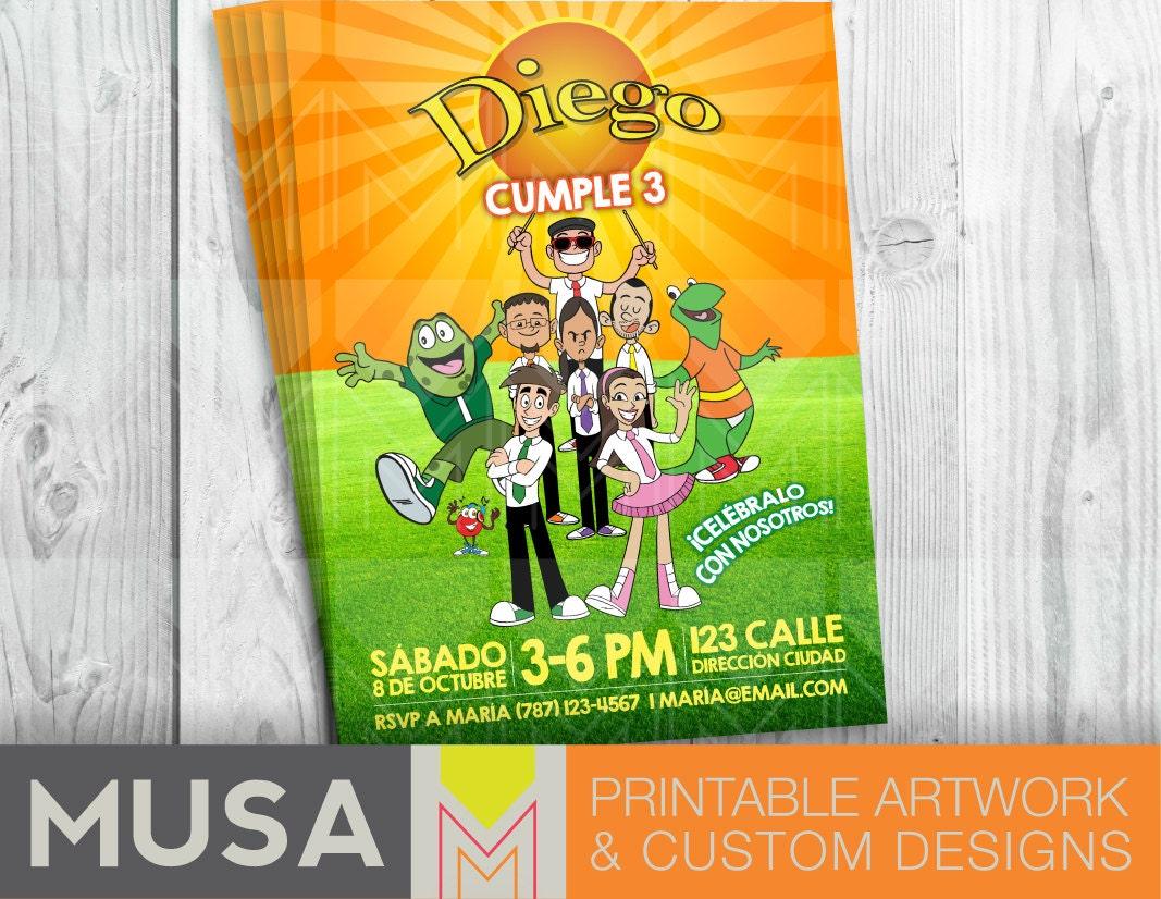 printable invitation atencioacuten atencioacuten printable digital birthday party invitation in english or spanish