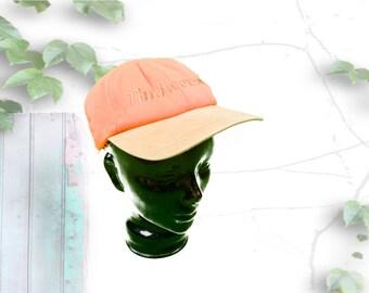 90's Neon Budweiser Hat