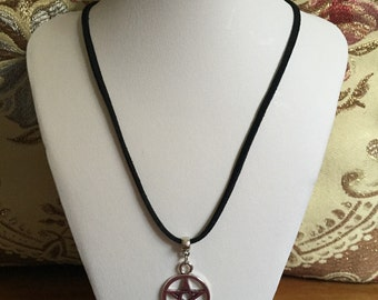 "Necklace ""Pentagram star"""