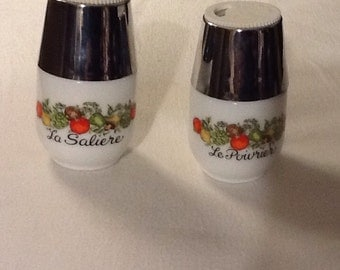 GEMCO LaSaliere LePoivrier,  Salt and Pepper Shakers.
